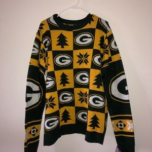 NFL Official Green Bay Packers Sweater